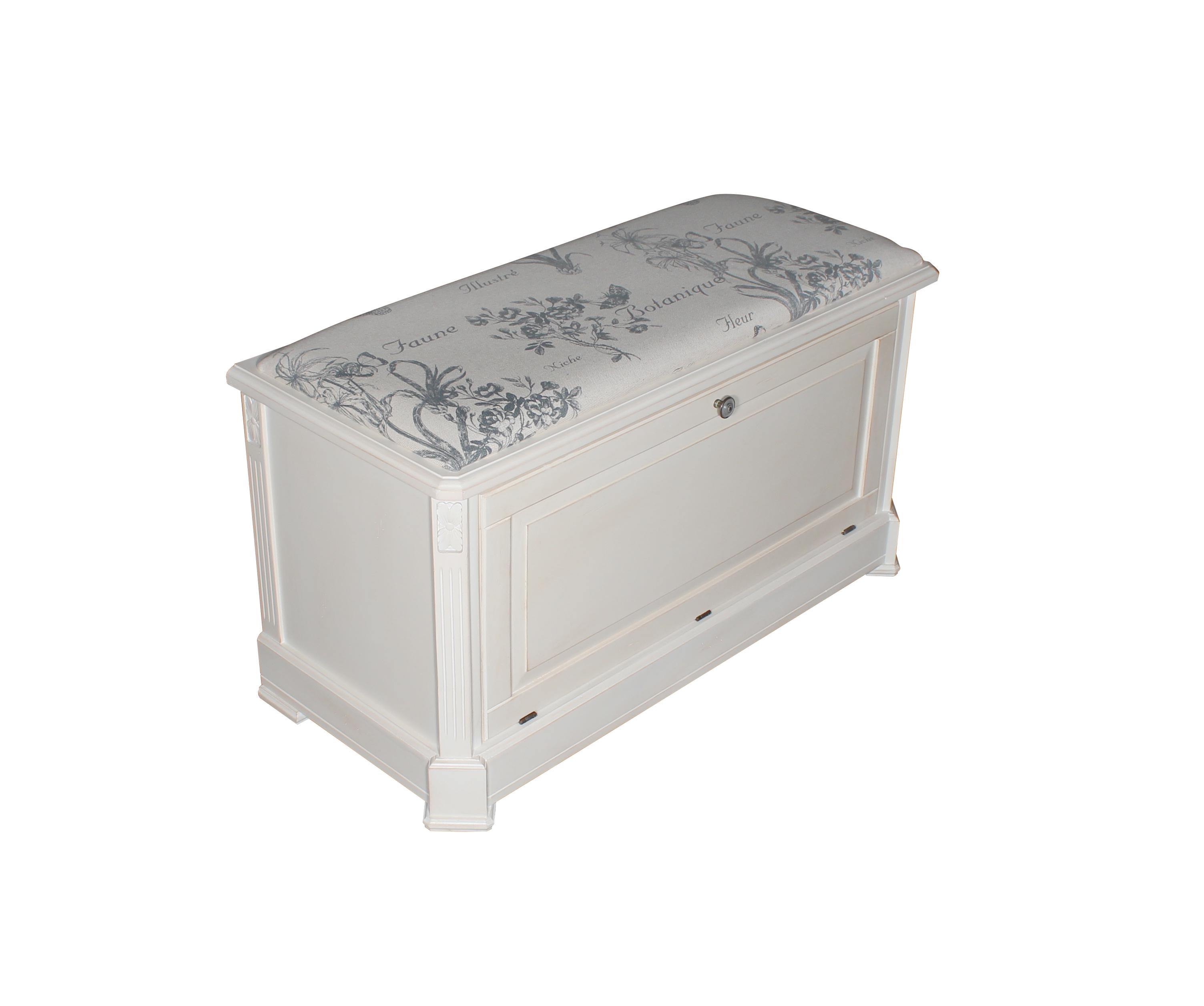 Банкетка с ящиком для хранения st9393.
