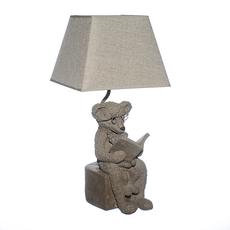 Лампа читающий мишка 11101120