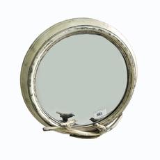 Зеркало Античное белое QXA134-1201