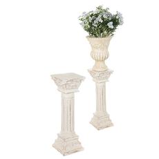 Римская колонна Античная белая M QXC00199