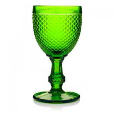 """Фужер """"Ромб"""" зеленого цвета SX03-0001-G (набор 6шт)"""