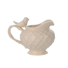 Молочник фарфоровый Крем де ла крем