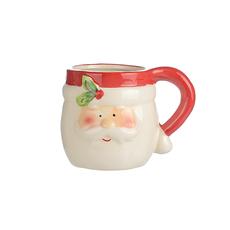 Керамическая Чашка Дед Мороз Большая [CLONE]