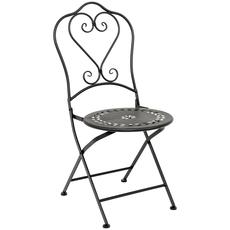 Складной стул «Жарден» (мята) [CLONE]