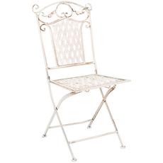 Складной стул «Жарден» (черный антик) [CLONE]
