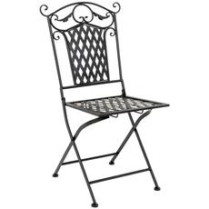Складной стул «Ницца» (белый антик) [CLONE]
