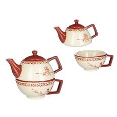 Чайный Набор Чайник и Чашечка [CLONE]