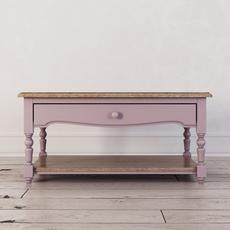 Журнальный столик Leblanc, лаванда