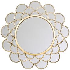 Настенное зеркало «Георгина» [CLONE]