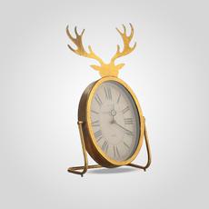 Часы-Будильник Металлические Золотой Век [CLONE]