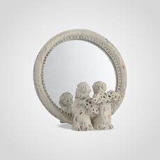 Зеркало с овечкой 11848540 [CLONE]
