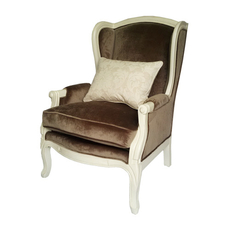 Кресло White Rose DF830 Barhat (M01)