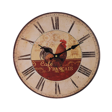 Часы настенные круглые (34см) 50888