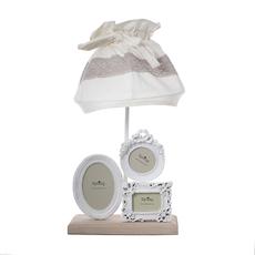 Настольная лампа с фоторамками 512577
