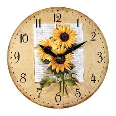 Часы настенные 29*4 см EW99P-0001