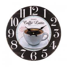 Часы настенные круглые 34х34x3,5 EW99P-0013