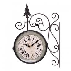 Часы настенные с кронштейном 33,5х46*9 EW99P-0031