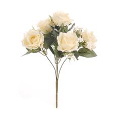 Цветочная композиция / Чайная роза 29 см 596-7