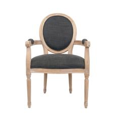 Кресло Diella black CH-904-1