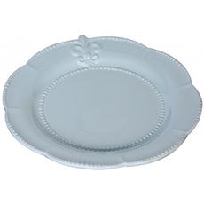 Большая тарелка Tess Blue DG-DW-410