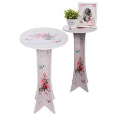 Столик Розовая мечта 35х35х70 YG821