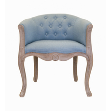 Кресло Kandy light blue 5KS24559-B