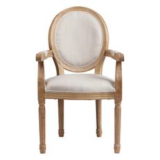 Кресло Pollina Белый Хлопок DG-F-ACH468