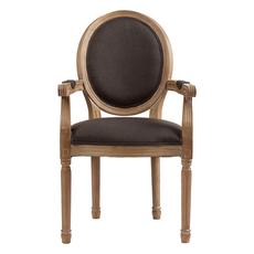 Кресло Pollina Серый Хлопок DG-F-ACH470