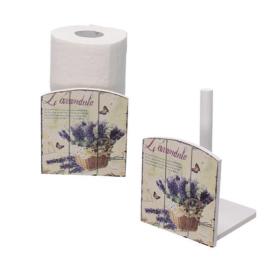 Держатель для бумажных полотенец Лаванда