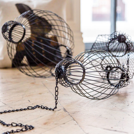 Декоративный подвесной элемент «Фонарь №6»
