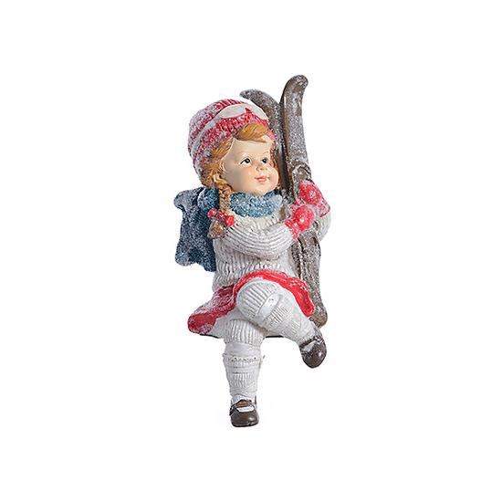 Девочка с лыжами A363327-3