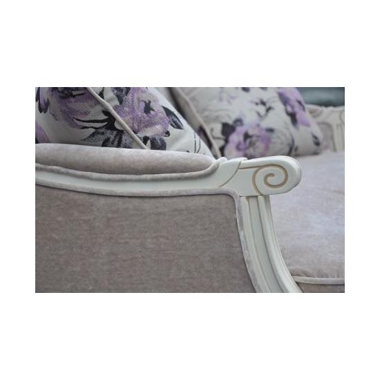 Диван (двухместный) White Rose, DF814-2 S06