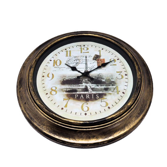 Часы настенные с римскими цифрами (40см) AP189