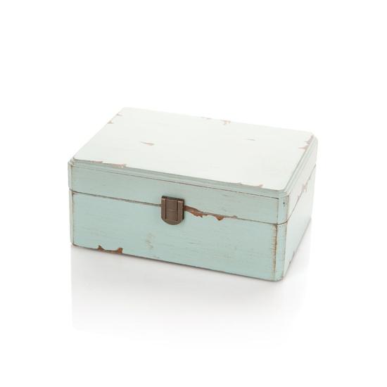 Макияжный набор (малый, голубой) ST9139 AB