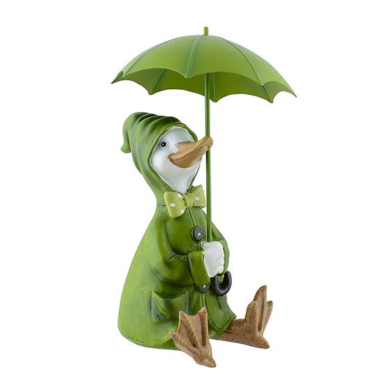 Утка под зонтиком 2616102
