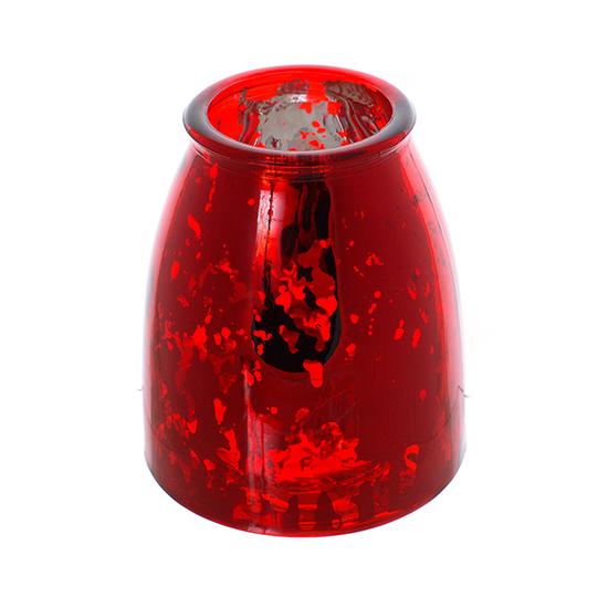 Ваза декор Красный мак (16см) 9388-11-1