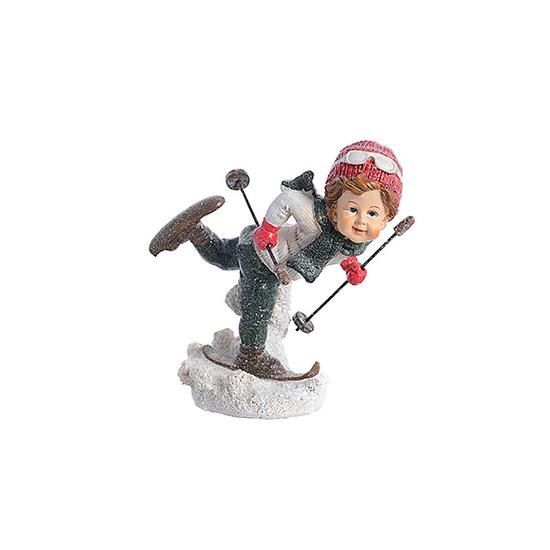 Мальчик на лыжах A363324