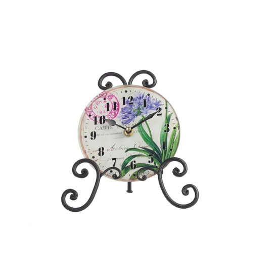 Часы на подставке Lilia DG-D-BRC01