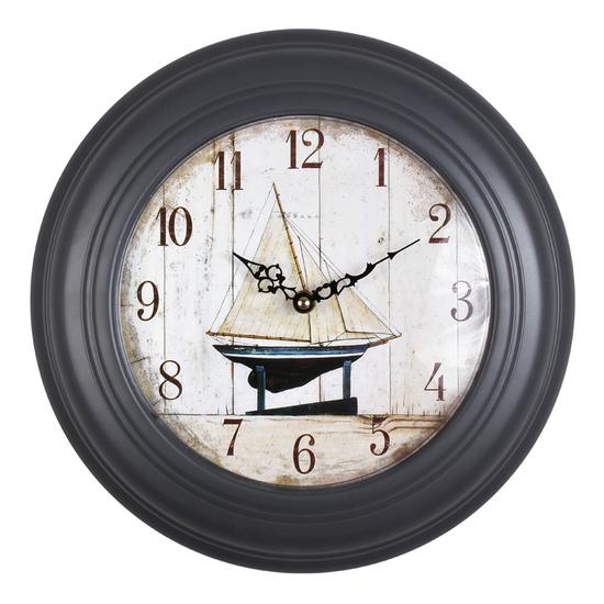 Часы настенные 32*5 см EW01P-0001