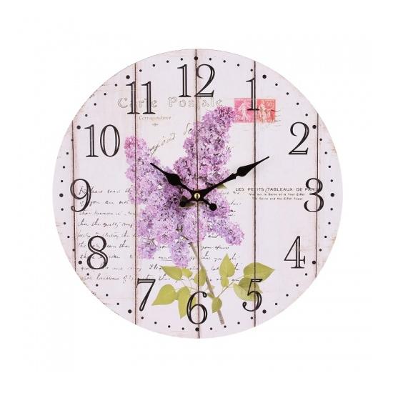 Часы настенные круглые 34х34x3,5 EW99P-0012