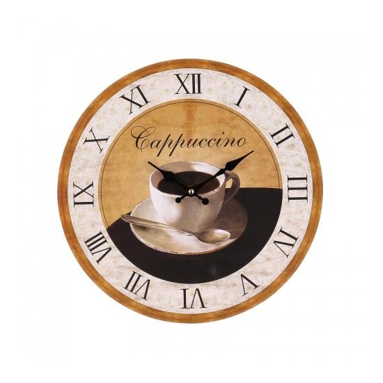 Часы настенные круглые 34х34x3,5 EW99P-0015