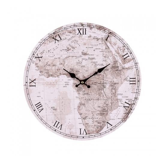 Часы настенные круглые 34х34x3,5 EW99P-0019