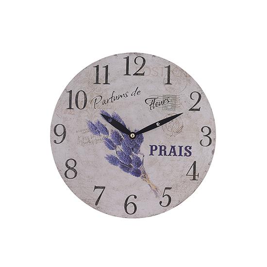 Часы с лавандой HLZ.7259