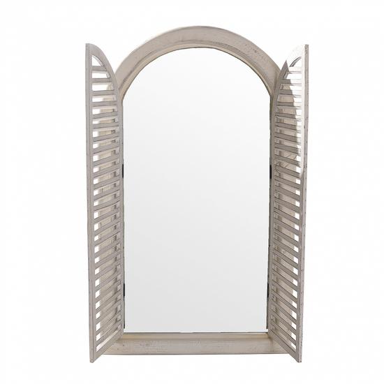 Зеркало-ставни Окно в Европу