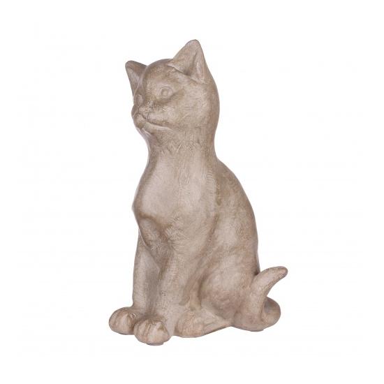 Статуэтка кошка 13,5х8,5х21,5 QJ99-0039
