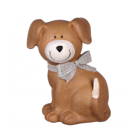 Статуэтка собака 12х10х15,5 QJ99-0052