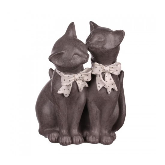 Статуэтка кошки 13х13х17 QJ99-0066