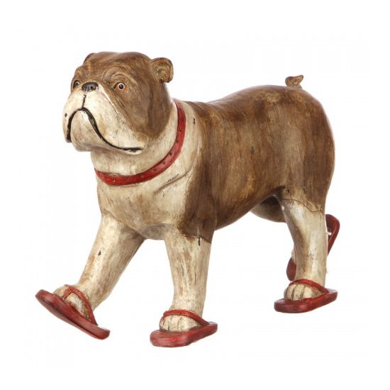 Статуэтка собака 33х12х24 US99-0009