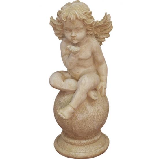 Ангел на шаре 33*13*17 см 50201