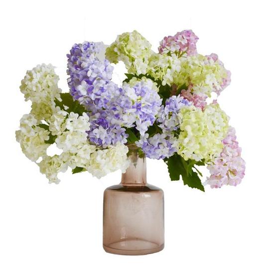 Цветочная композиция / Калина белая 40 см 596-35W